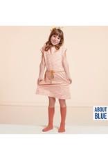 About Blue Fabrics Wonders of life flamingo