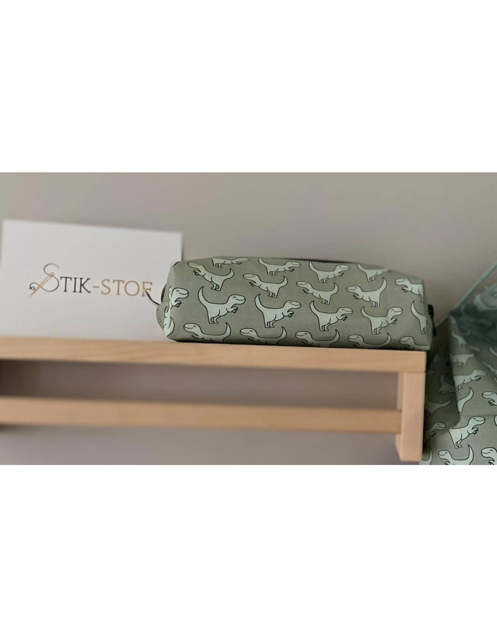 Stik-Stof Pennenzak dino
