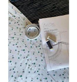 Stik-Stof DIY naaipakketje pyjama knikkers