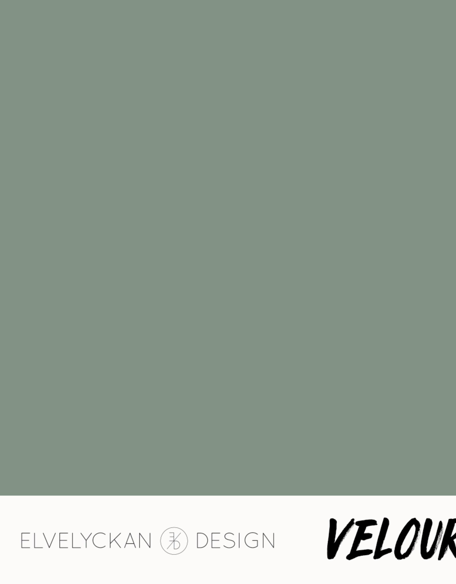 Elvelyckan Velour green