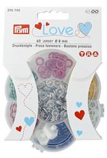 Prym Love drukknop jersey 60 stuks 8mm