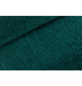 See You At Six Corduroy - wide rib - Ponderosa green COUPON 85 cm