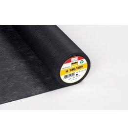Vlieseline Vlieseline H180 90 cm zwart