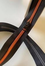 Restyle Spiraalrits op rol metallic koper
