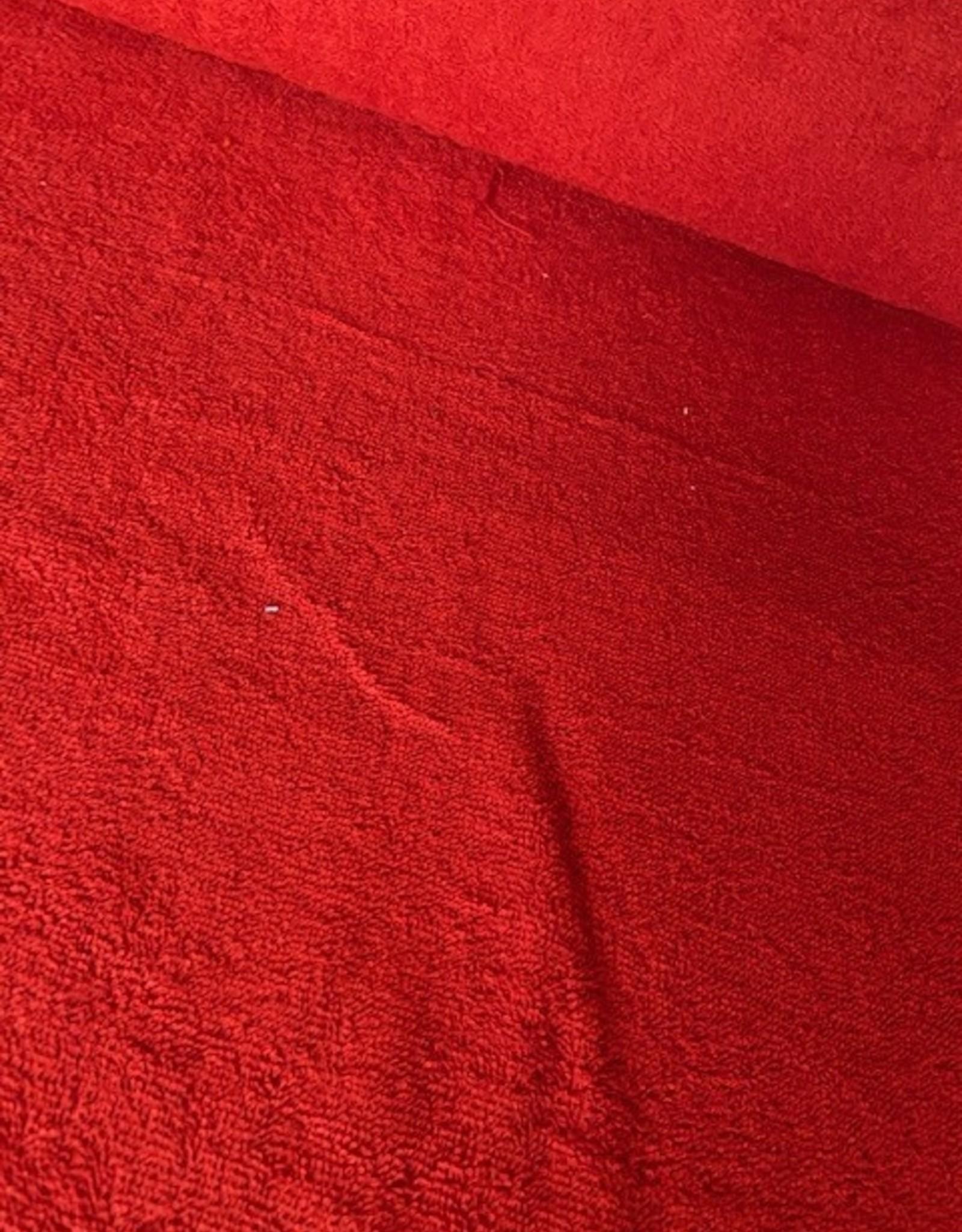 Swafing Badstof rood
