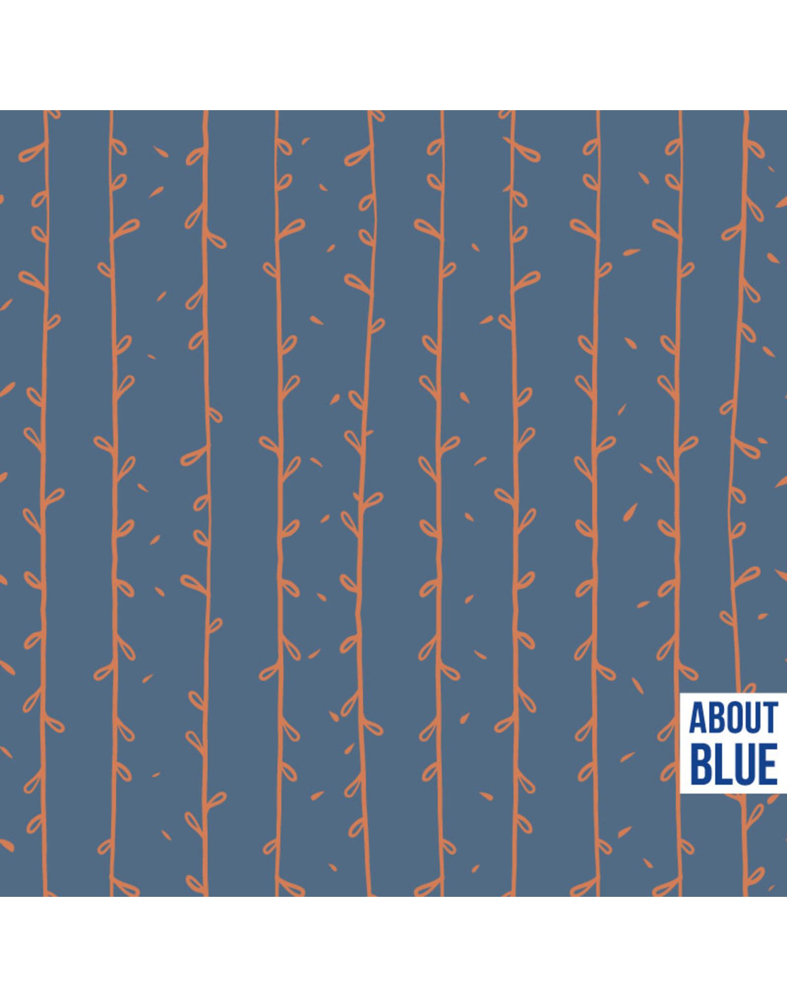About Blue Fabrics Grow slow