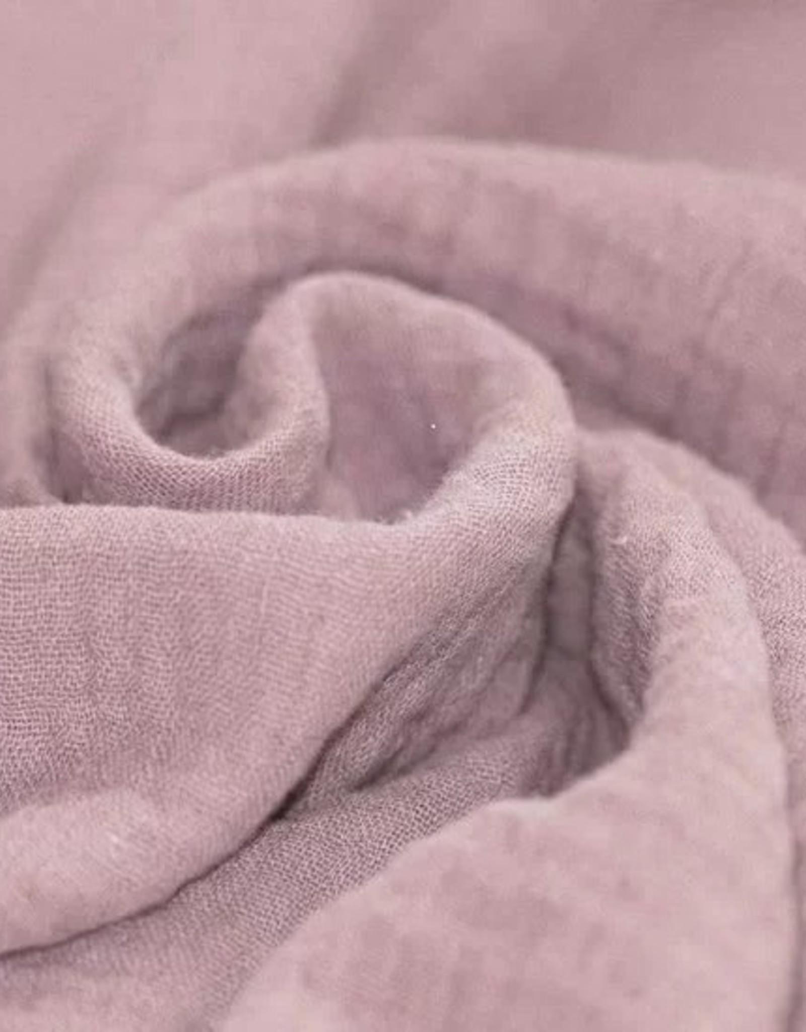 Stik-Stof Hydrofiel Oud roze