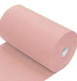 Stik-Stof Boordstof nude roze