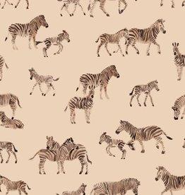 Family fabrics Zebra