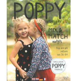 Poppy Poppy magazine editie 16