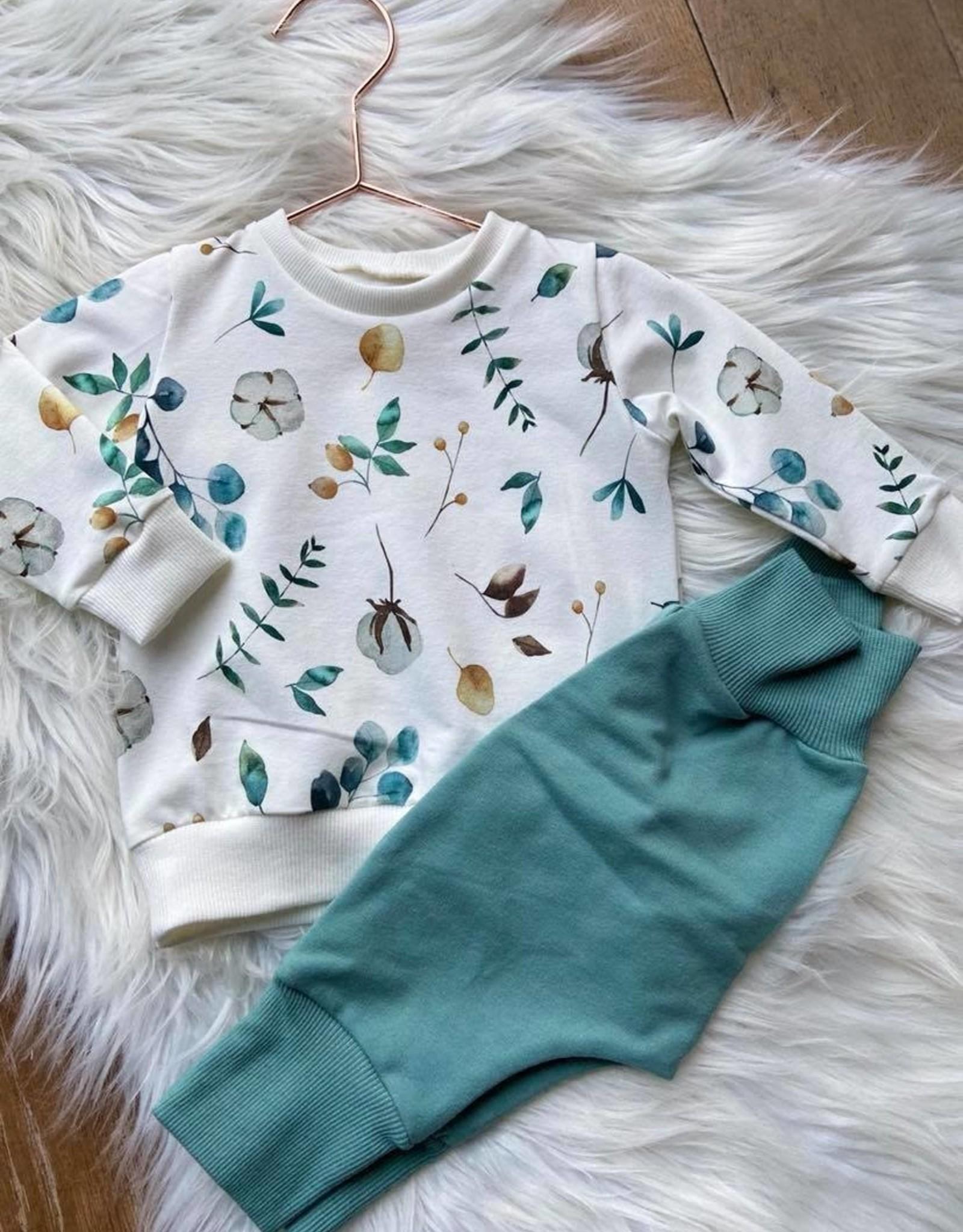 Stik-Stof Setje sweatshirt en broekje