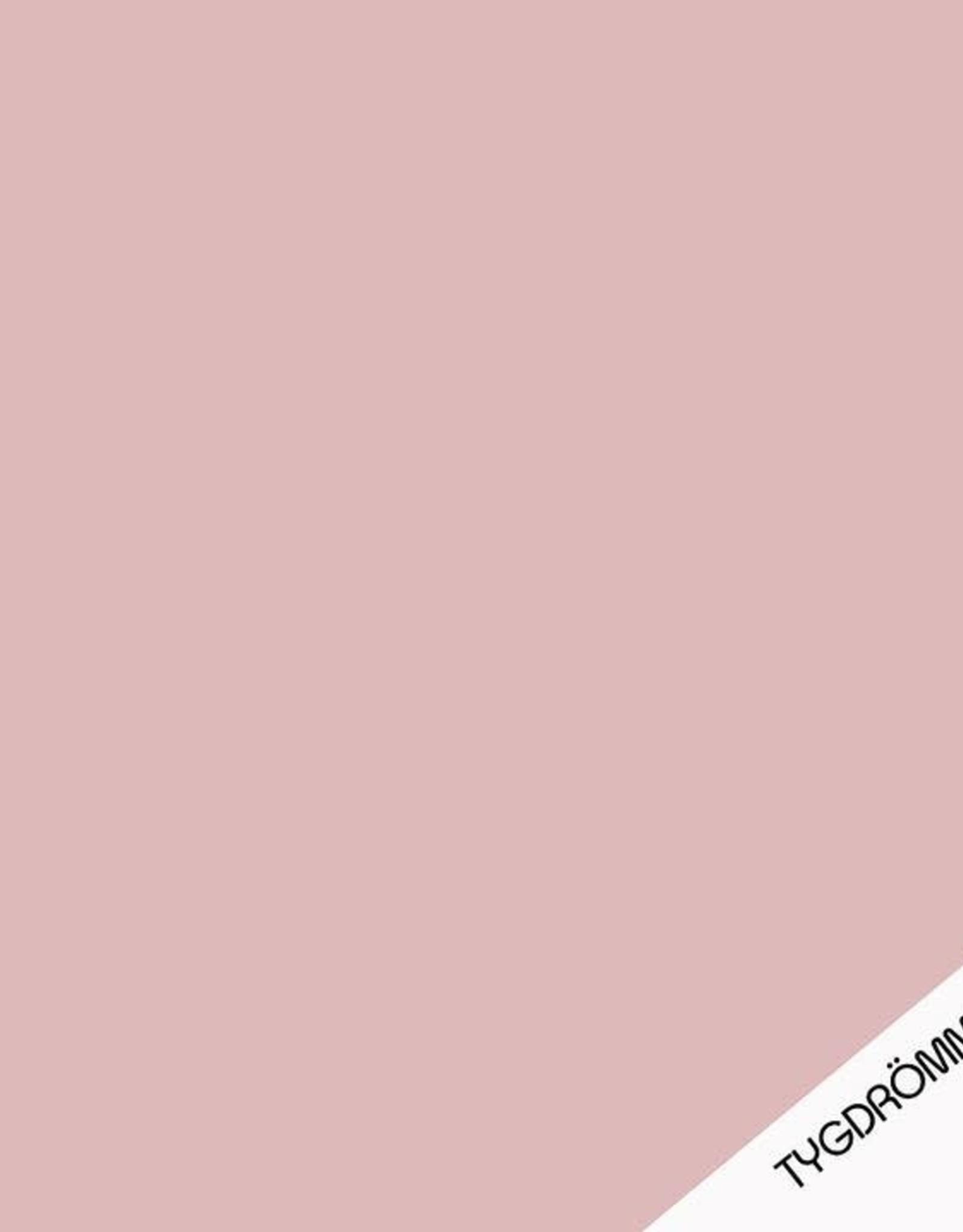 Tygdrömmar Ribb rosy