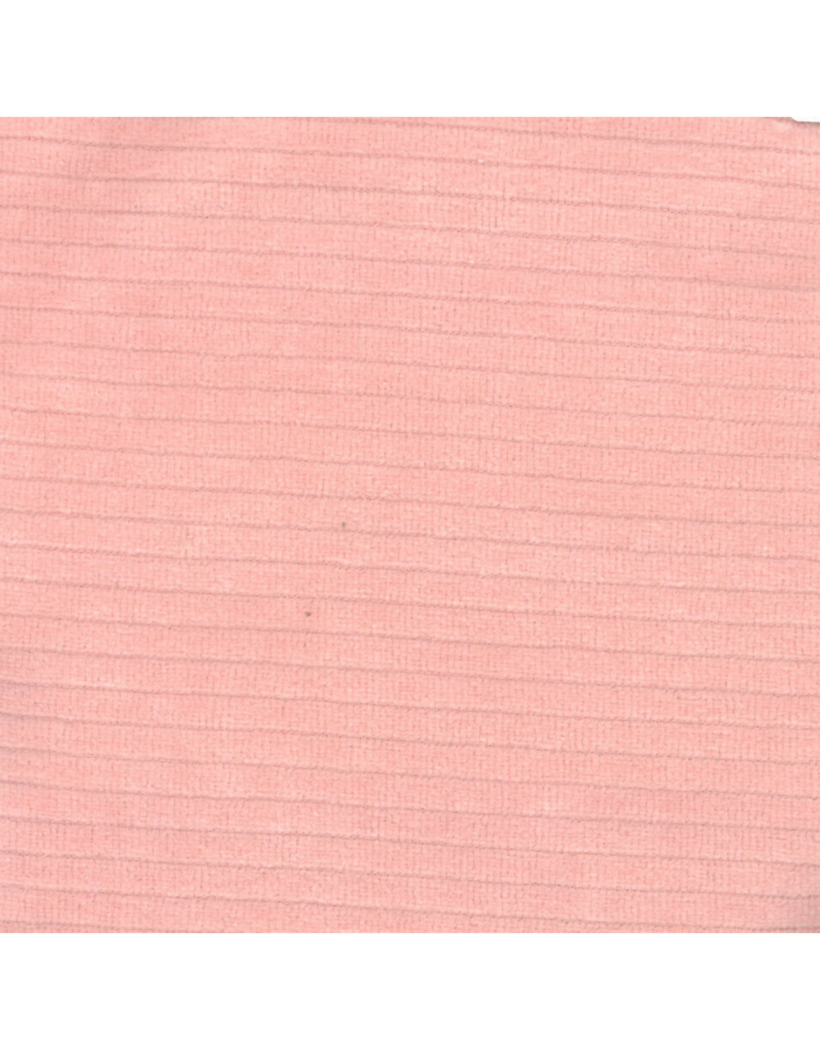 Stik-Stof Ribbed terry knit rose