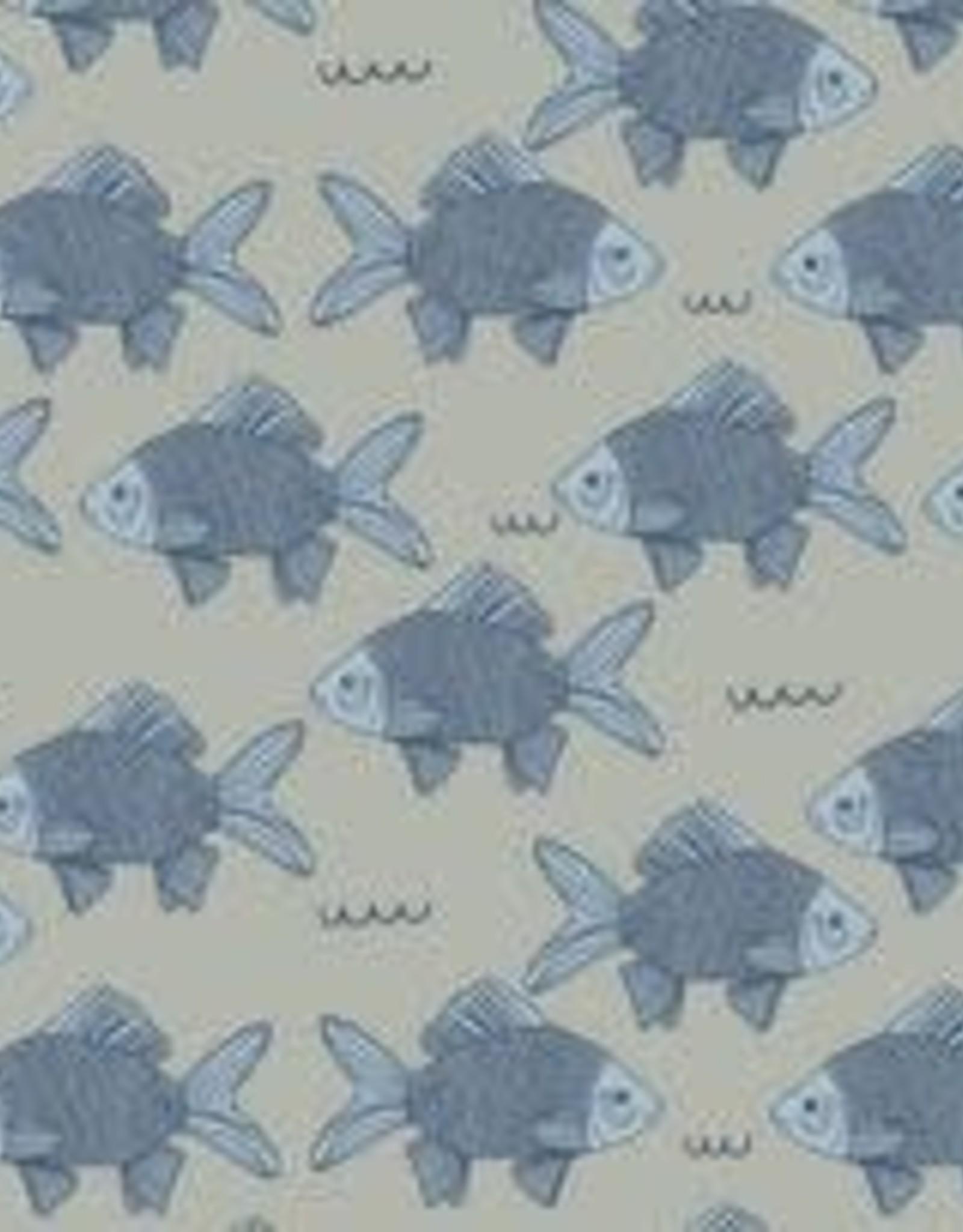 Elvelyckan Fish pond sage