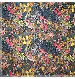 Polytex Crepe flowers digital  #Marion