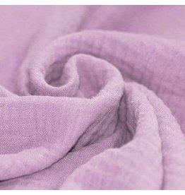 Stik-Stof Hydrofiel Pastel lila