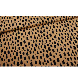 Eva Mouton Cheetah pattern cotton