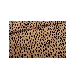 Eva Mouton Cheetah pattern cotton