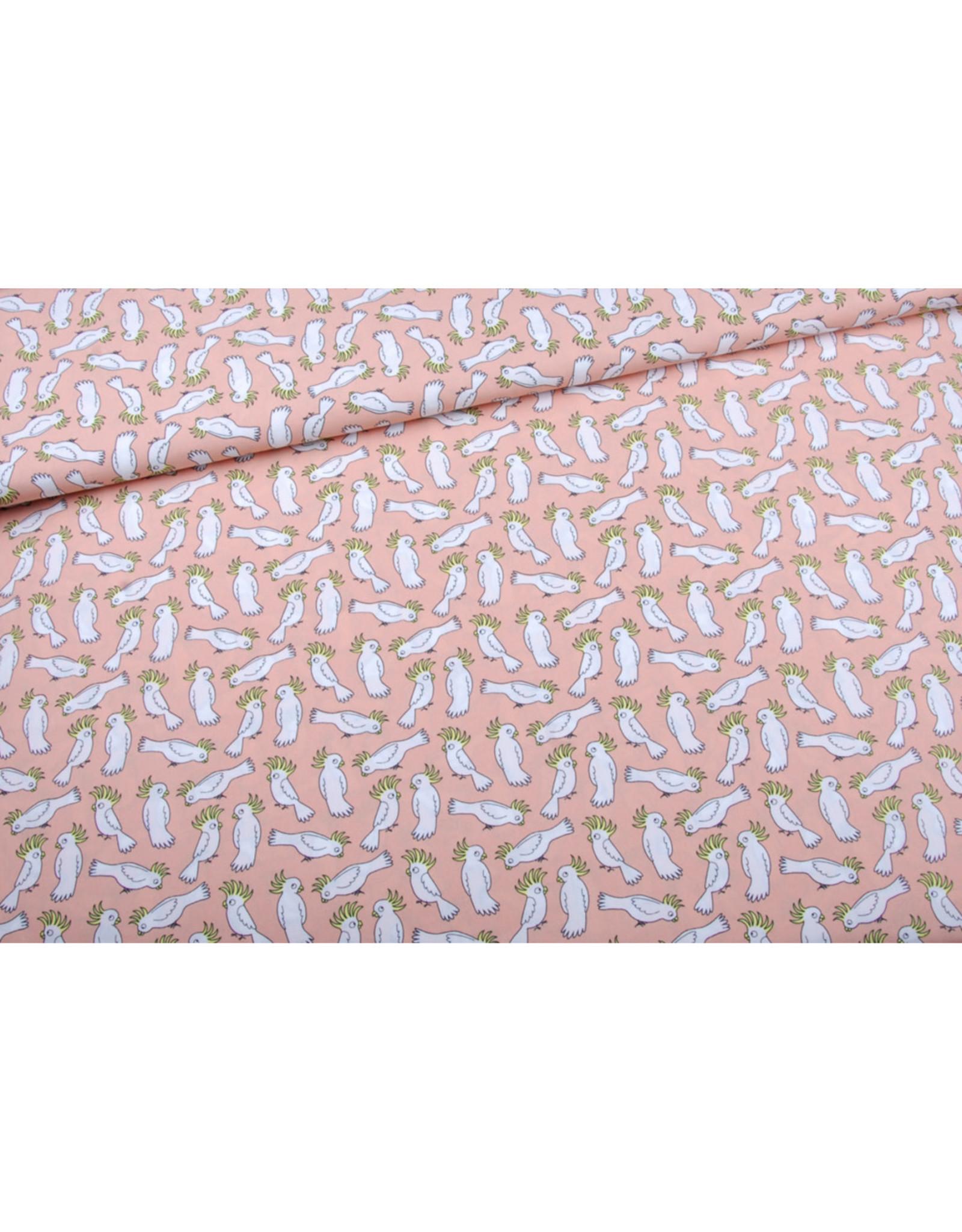 Eva Mouton Cockatoo cotton