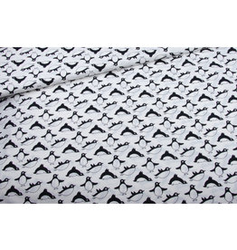 Eva Mouton Pinguin cotton