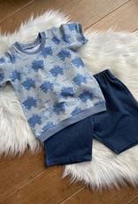 Stik-Stof Setje t-shirt en short