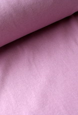 Stik-Stof roze- paars boordstof Gots