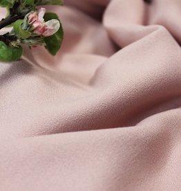 Eglantine & Zoé Rose perle crepe viscose