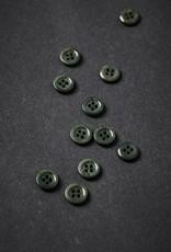 Meet milk Corozo button frame11 mm Moss