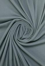Family fabrics Mistiq blue uni rib