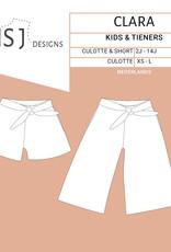 Wisj Clara culotte & short papieren naaipatroon