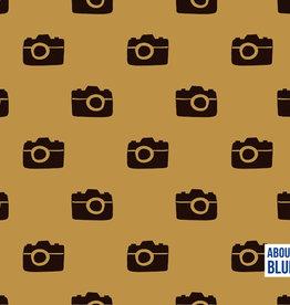 About Blue Fabrics Snapshot COUPON 70 cm