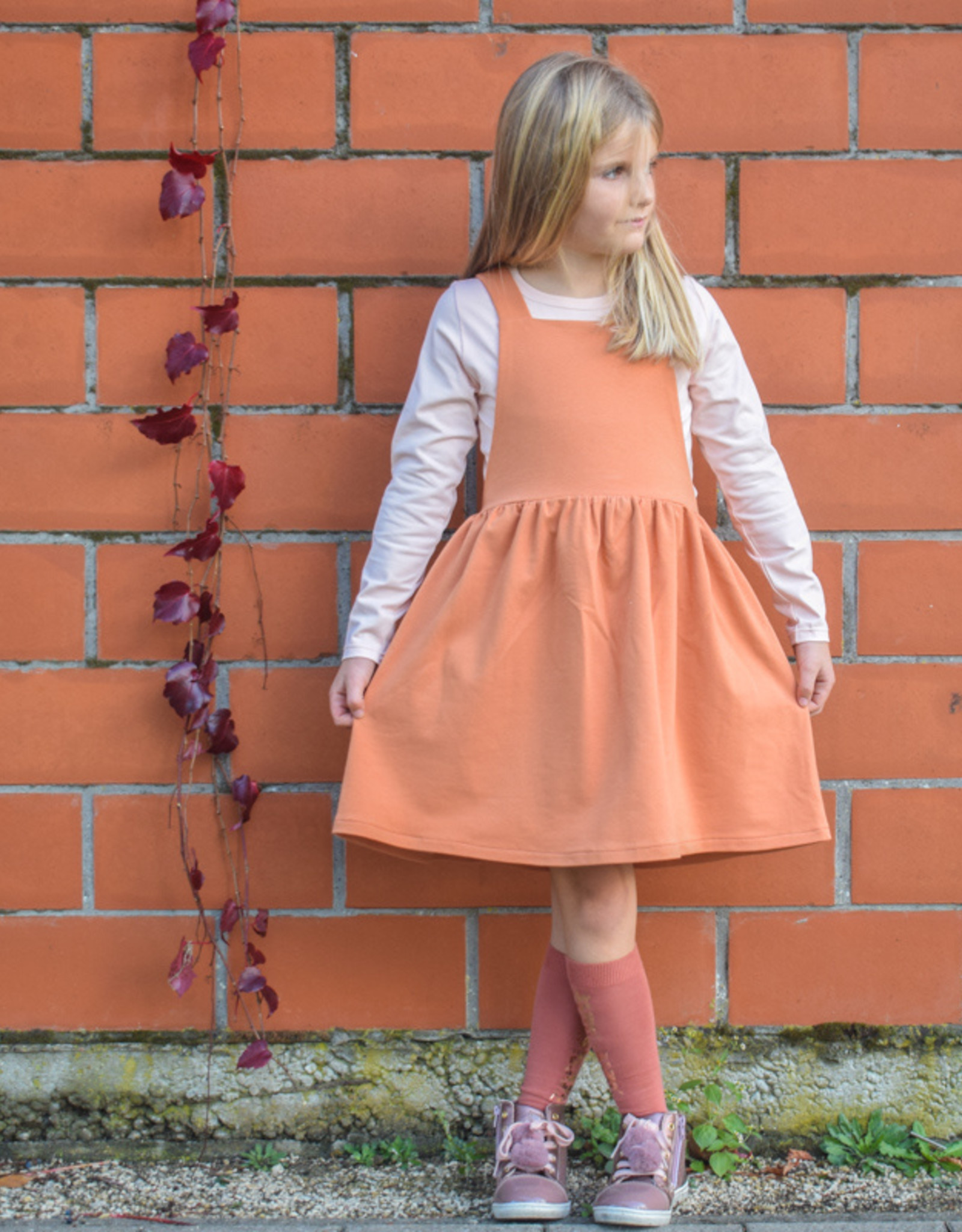 Bel' Etoile Willa jurk en jumpsuit naaipatroon