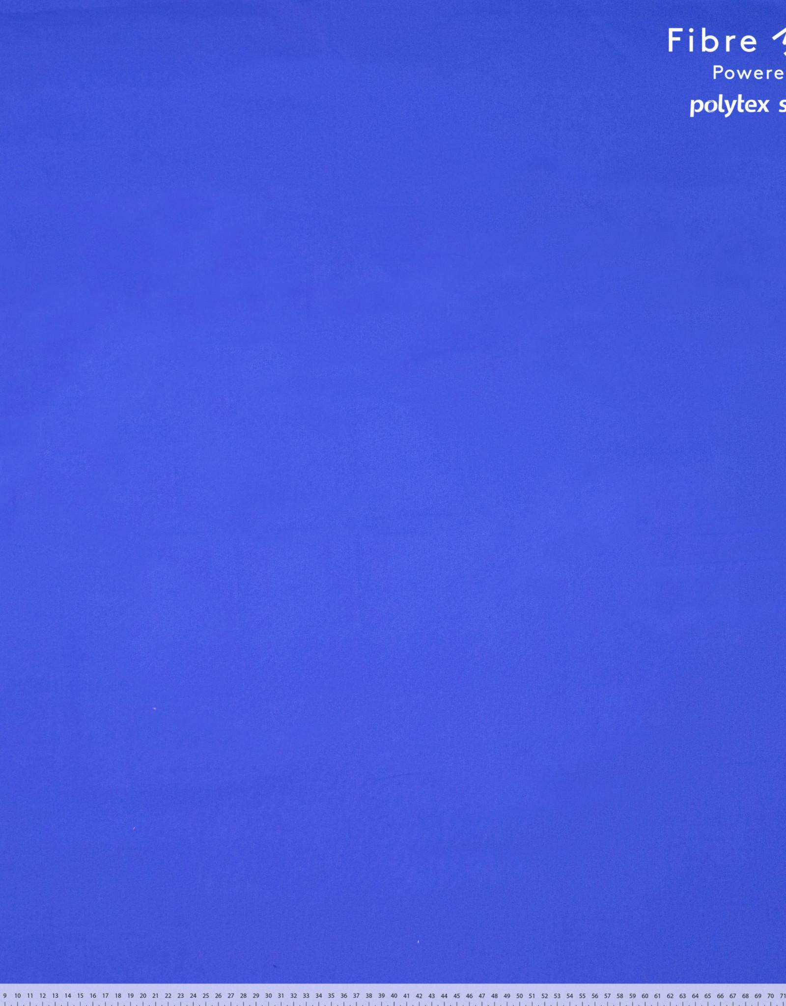 Polytex Cobalt blue Poplin