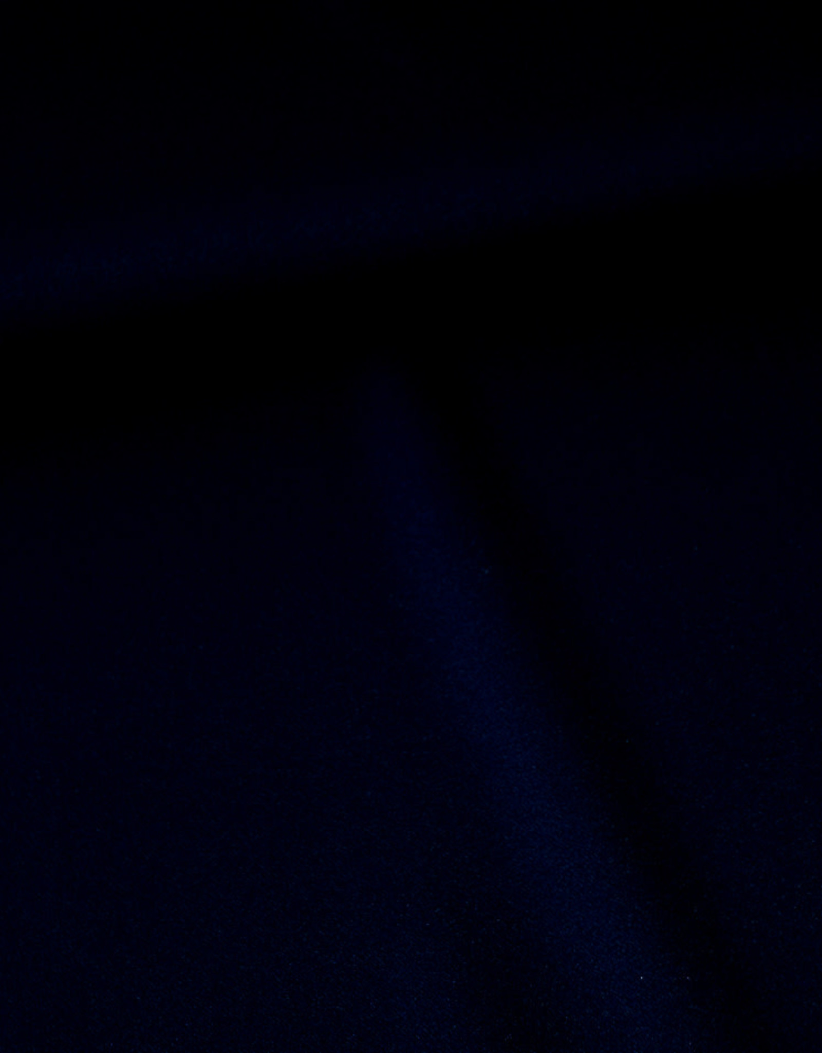 Editex Marocain stretch uni donkerblauw