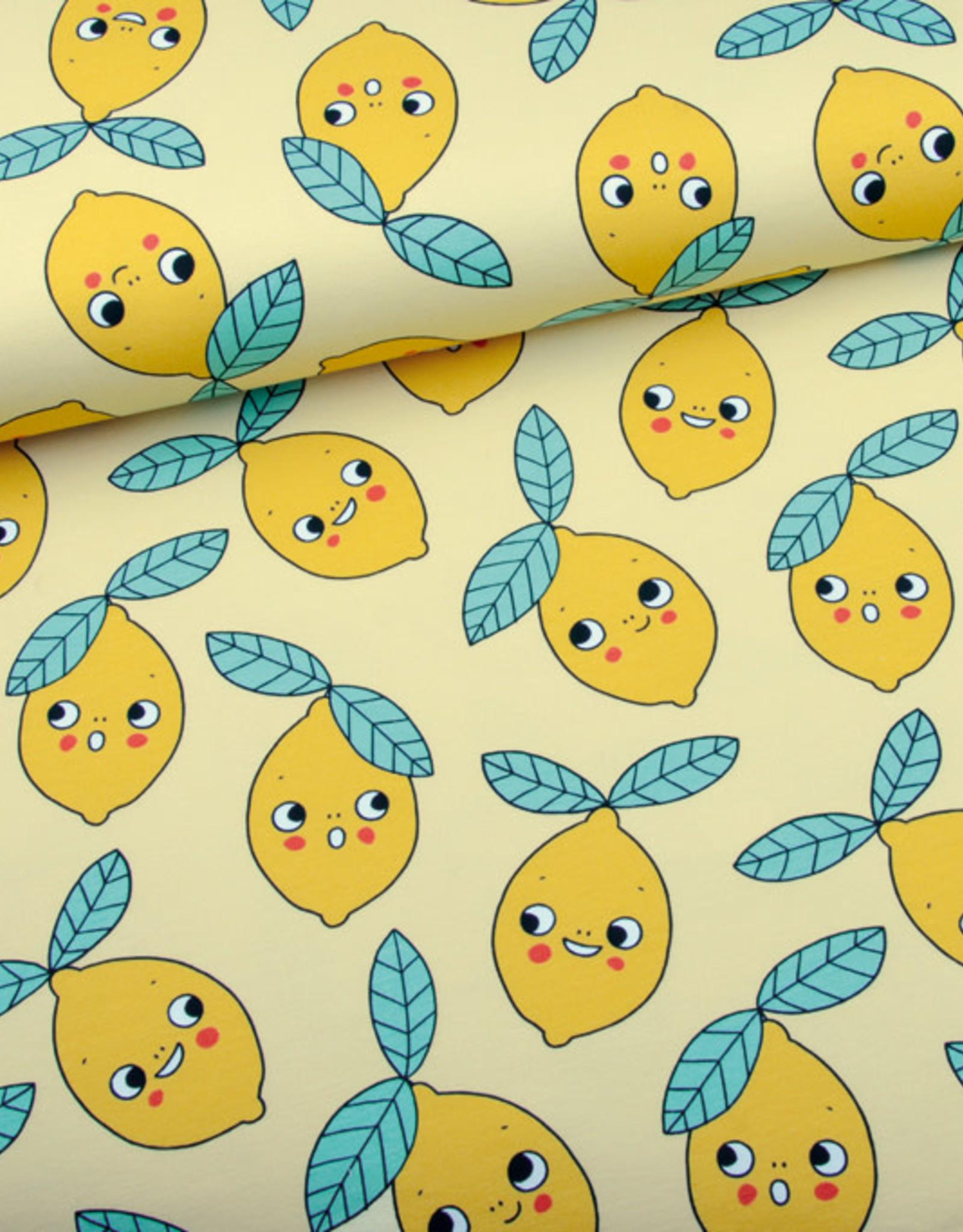 Eva Mouton Lemons french terry PRE ORDER