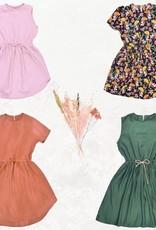 Bel' Etoile Lotus jurk kids papieren patroon