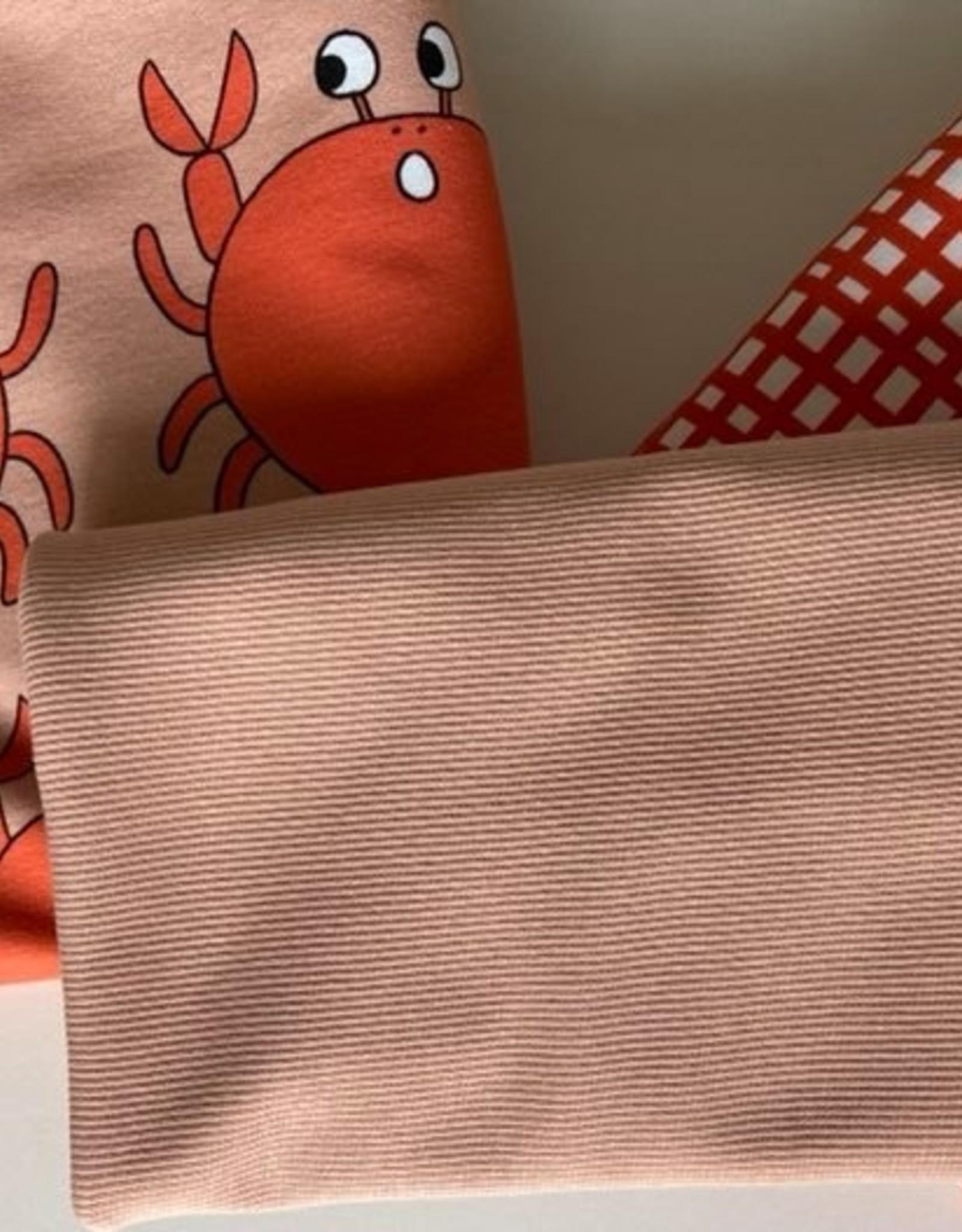 Eva Mouton Crab french terry PRE ORDER