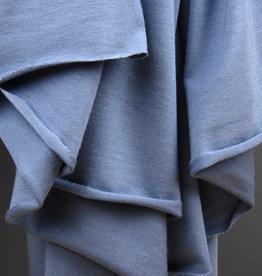 Stik-Stof Tencel modal lavendel blauw