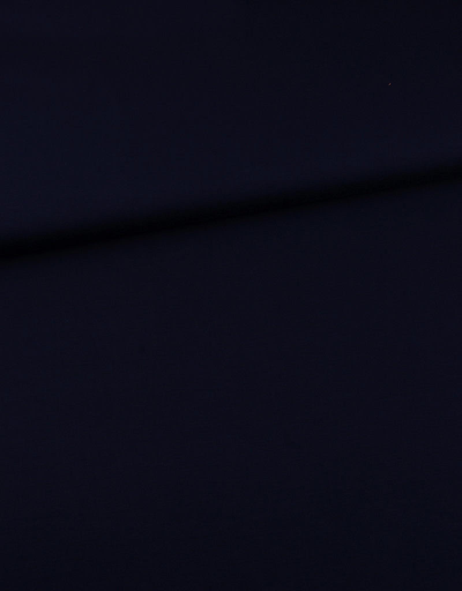 Stik-Stof Tencel modal zwart