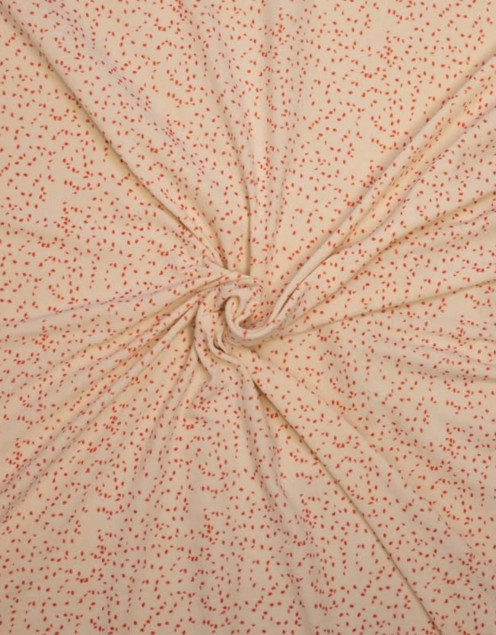 Polytex Confetti rood spons