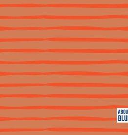 About Blue Fabrics Good vibes only - flame lines