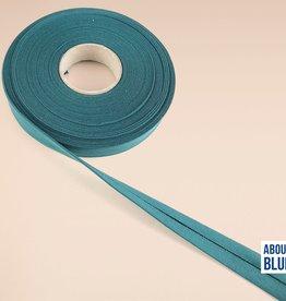 About Blue Fabrics Biais lint blue spruce 8