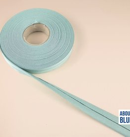 About Blue Fabrics Biais lint Blue Haze 9