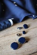 Eglantine & Zoé Knoop chic blue atlantique 10mm