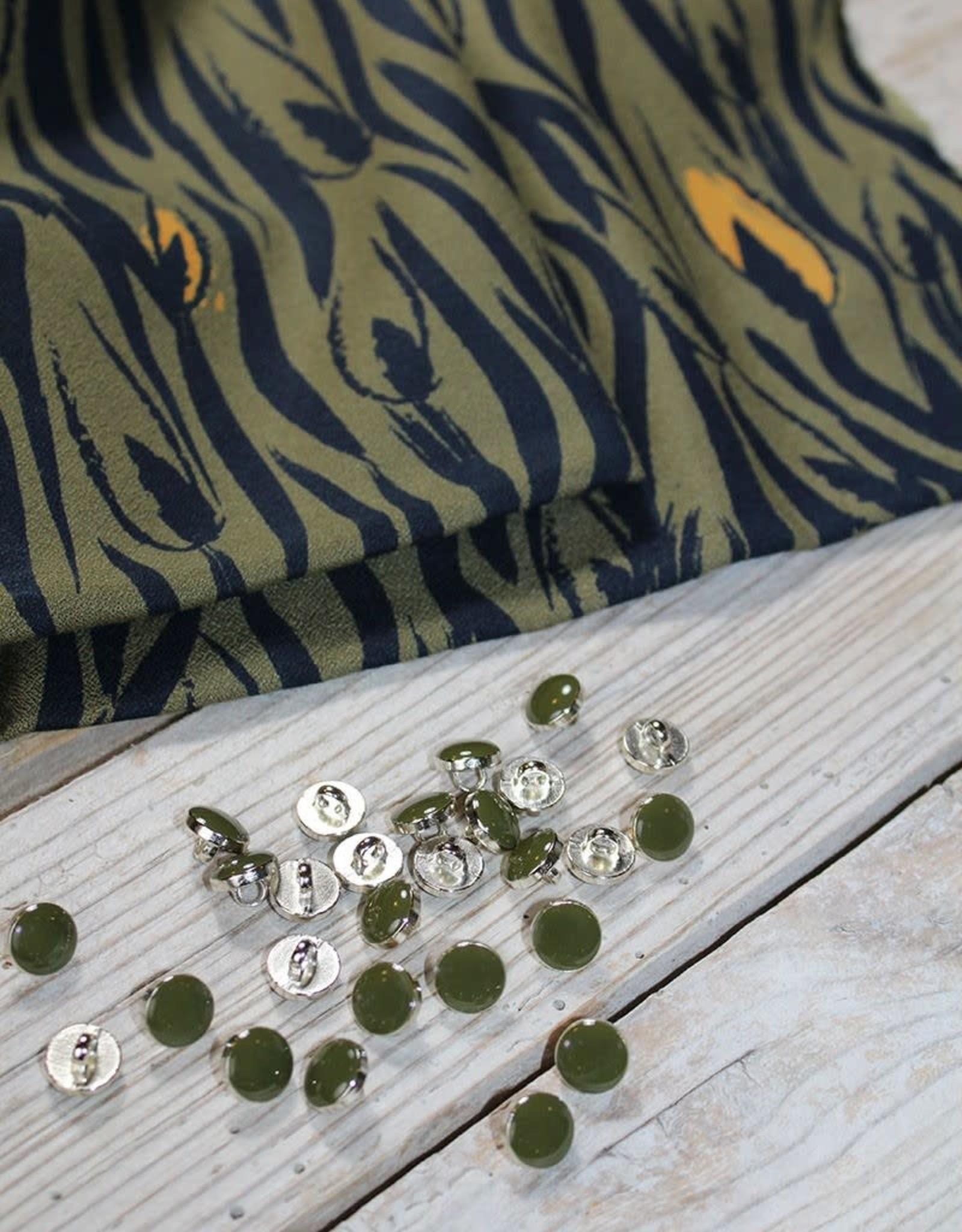 Eglantine & Zoé Knoop Chic kaki 10 mm