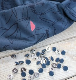 Eglantine & Zoé Knoop Chic Blue Mineral 10 mm