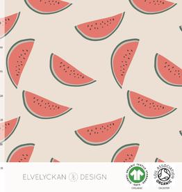 Elvelyckan Watermelon - creme