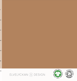 Elvelyckan Ribbed knit - toffee