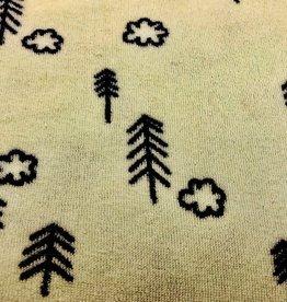 Eva Mouton Trees spons COUPON 50 cm