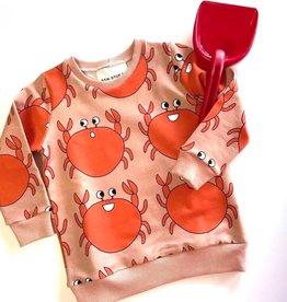 Stik-Stof Sweater krab Eva Mouton